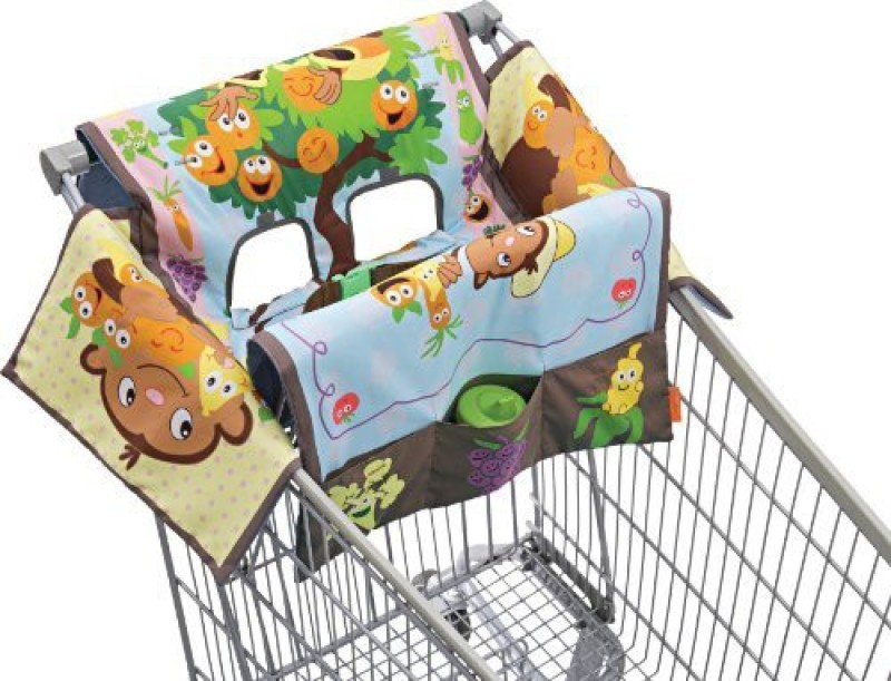 Infantino 204107A Baby Shopping Cart Cover(Mullti Color)