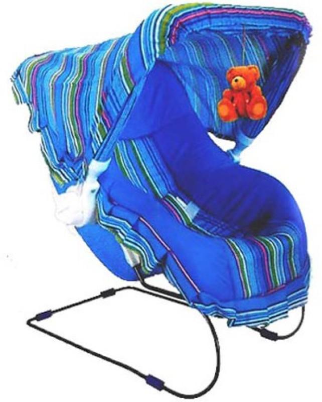 UV Global sc-121 Baby Shopping Cart Cover(Blue, Mullti Color)