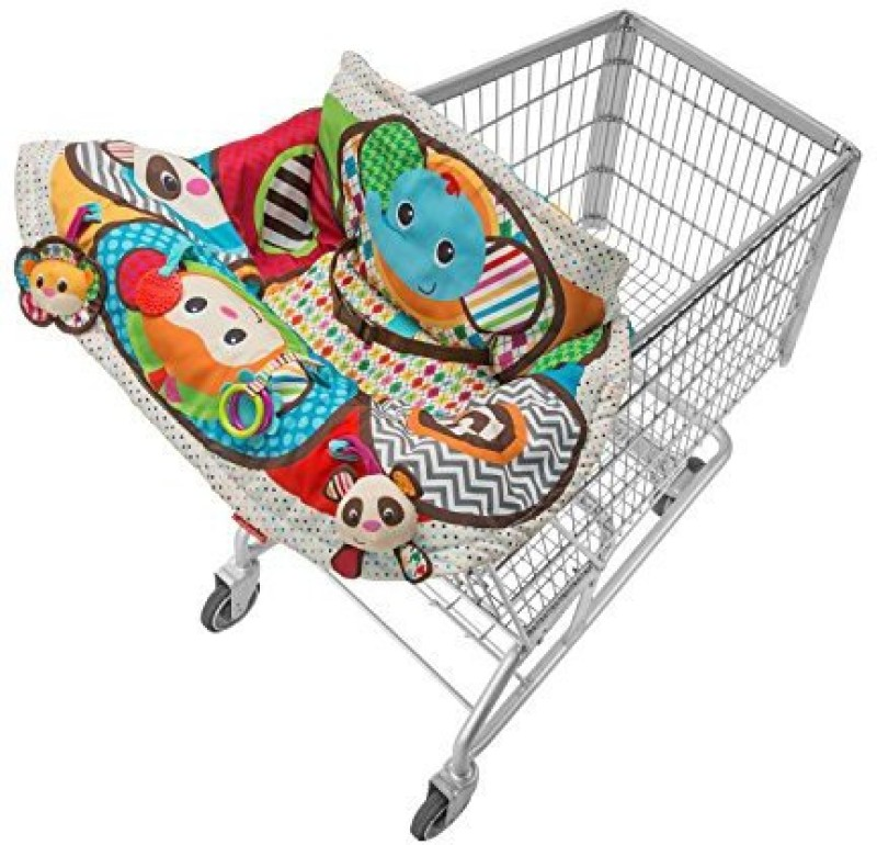 Infantino 204-115 Baby Shopping Cart Cover(Mullti Color)