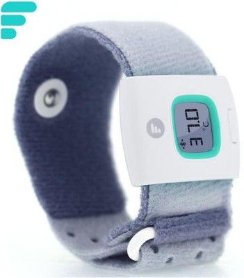 BS SPY INTELLIGENT WEARABLE DIGITAL BLUETOOTH BAND MOBILE APP (24 HRSS MONITORING) WITH HIGH TEMPERATURE ALERT Bath Thermometer