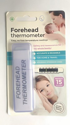 LCR HALLCREST Forehead fever meter Bath Thermometer