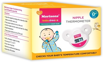 Baby Dreams Nipple Bath Thermometer