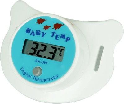 Krishkare Digital Pacifier for Babies Bath Thermometer
