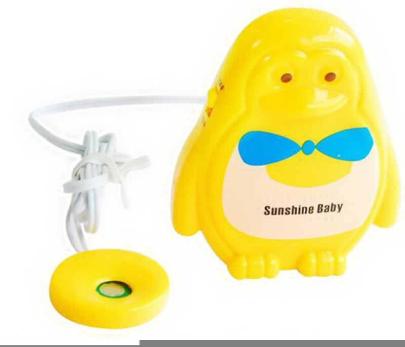 Bs Spy BS102 Wired Baby Wet Reminder(Yellow)