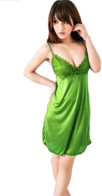 Glam Quotient Solid Babydoll