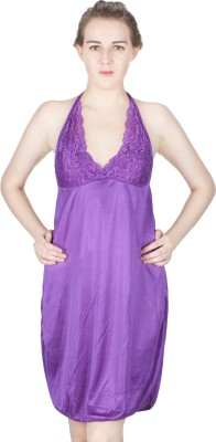 Vloria Embroidered Babydoll