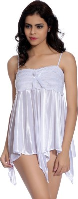 Glam Quotient Self Design Babydoll