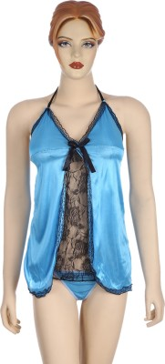 Sizzle N Shine Self Design Babydoll