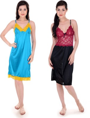 Urban Yuva Self Design Babydoll