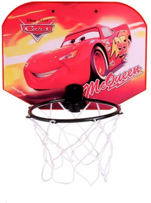 Cars Mini Board Set 15 Basketball Backbo...