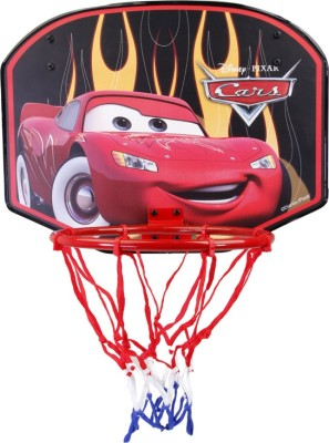Cars Mini Board (Medium) 17 Basketball Backboard(Red)