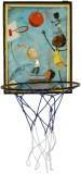 Wood O Plast BBM5 42.5 Basketball Backbo...