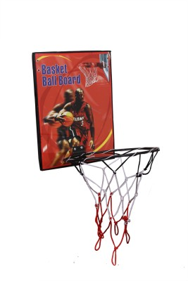 ten star Medium 42.5 Basketball Backboard(Multicolor)