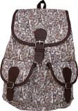 Damit 176_beige 8 L Backpack (Beige)