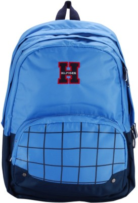 Tommy Hilfiger Buddy Large 18.768 L Backpack(Blue)