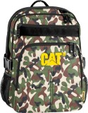 CAT Brent 22 L Laptop Backpack (Yellow)
