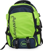 LAWMAN PG3 LAW STARBIRD BGPK NAVY PARROT GREEN 2.5 L Backpack