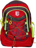 EG RED001 45 L Backpack (Red)