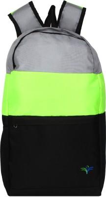 Goldendays Stylish Green Backpack GD370 25 L Laptop Backpack
