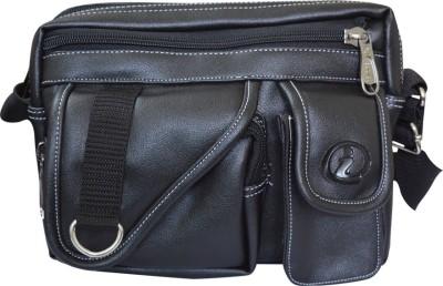 MODERN LUGGAGE Messenger bag Multipocket Black 3.5 L Backpack