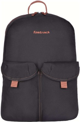 Fastrack AC031NBK01 17 L Backpack(Black)
