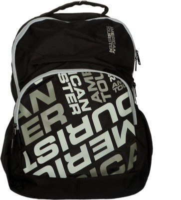 American Tourister Code 01 Black 20 L Backpack