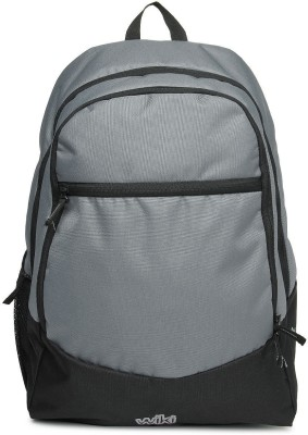Wiki by Wildcraft Turbo Grey 20 L Large Backpack