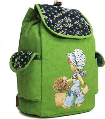 Pochette Green Women & Girl 12 L Backpack