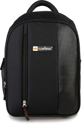 The Clownfish 15.6 inch Black 25 L Laptop Backpack