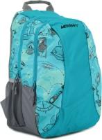 Wildcraft Loco VO Backpack(Blue, Grey)