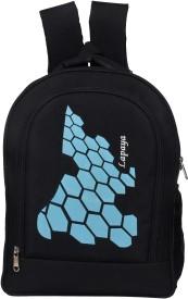 Lapaya MNBG28SKYBLUE 19 L Backpack(Black)