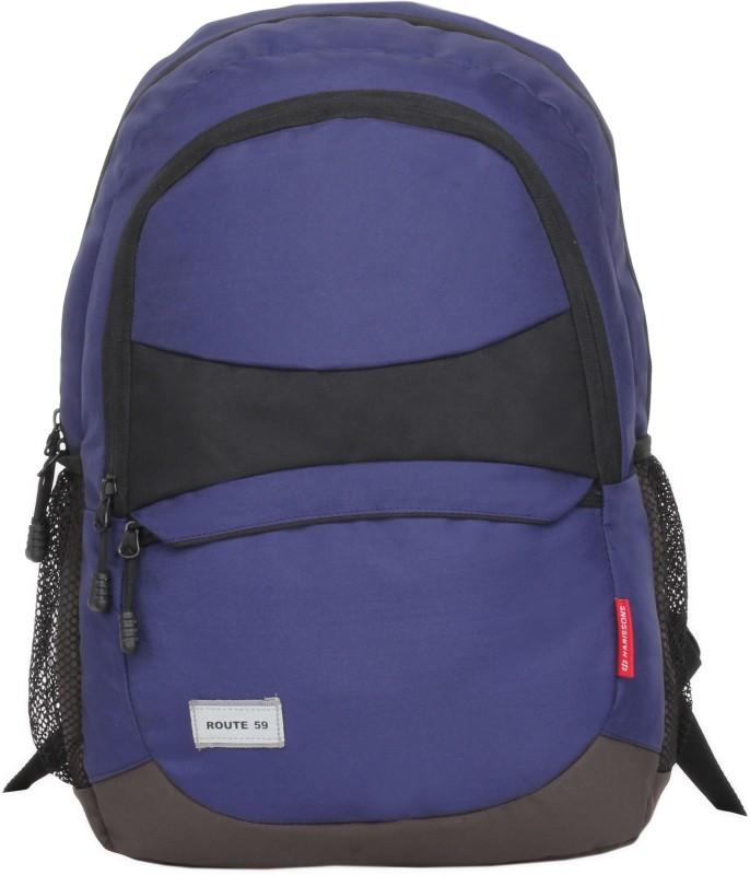 Harissons O3 18 L Laptop Backpack(Blue) best price on Flipkart @ Rs. 719