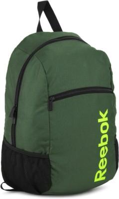 Reebok Combi Lp Bpk Backpack(Drksag, Sports Essentials)