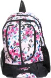 Raeen Plus RP0003-Pink-Wht 10 L Backpack...