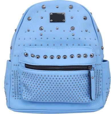 Super Drool Blue Studded 5 L Backpack