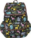 Damit 175_black 8 L Backpack (Black)