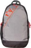 Fly CAMPUS 22 L Backpack (Black, Grey)