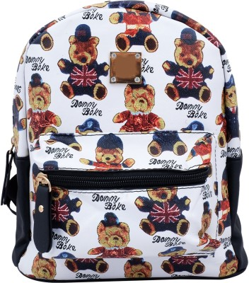 Super Drool Multi Mesh Stylish 2 L Backpack