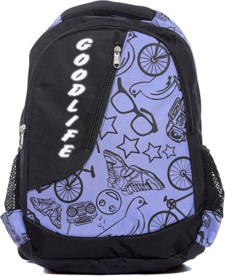 Raeen Plus Good Life 10 L Free Size Laptop Backpack