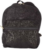 Tashii Black Leaf 12 L Backpack (Black)