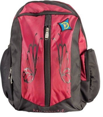 MII Bags Happy Days 18 Inch 25 L Backpack