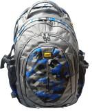 Alkah College 12 L Backpack (Grey)