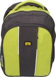 Elegant BP08 3 L Backpack (Grey, Green)
