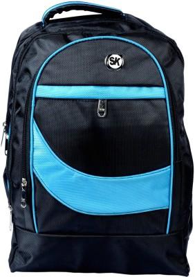 Sk Bags AV 23 Light Blue 27 L Laptop Backpack
