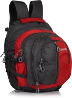 Suntop Plume XXXL Travel 65 L Backpack(Red, Grey)