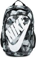 Nike Nike Unisex Grey & Black Hayward Futura 2.0 Printed Backpack 25 L Backpack(Multicolor)