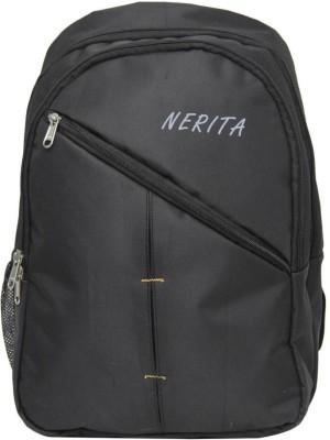 Nerita Black 1210 12 L Medium Backpack