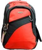 Navigator Unisex 5 L Backpack (Red, Blac...