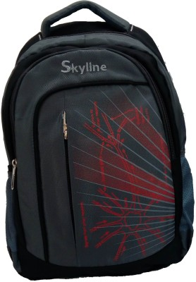 Skyline 058 21 L Trolley Laptop Backpack