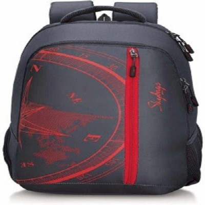 Skybag FLASH 04 GREY 3 L Medium Backpack(Grey)